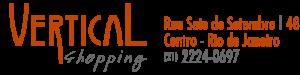 Logotipo Shopping Vertical